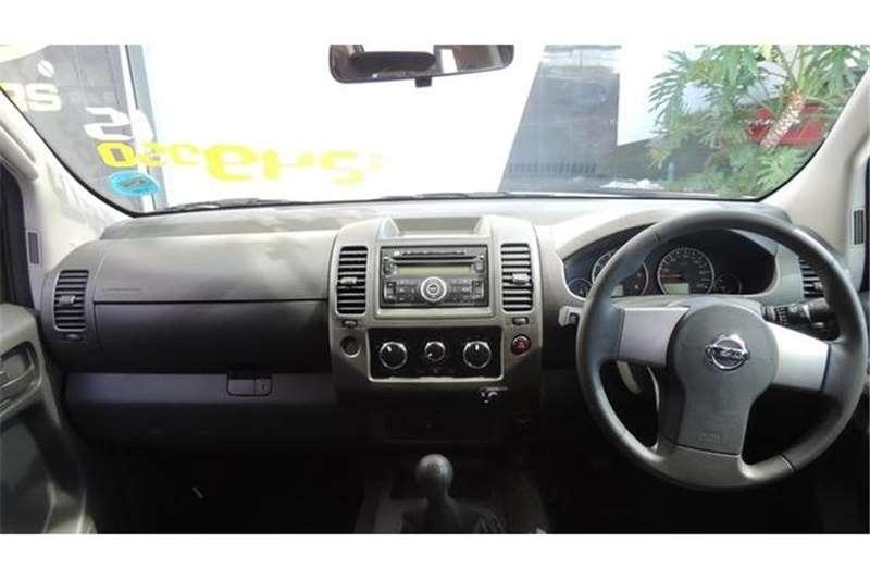 Nissan Navara 2.5dCi Double Cab SE 2015