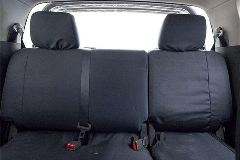 Nissan Navara 3.0dCi V6 double cab 4x4 LE 2014
