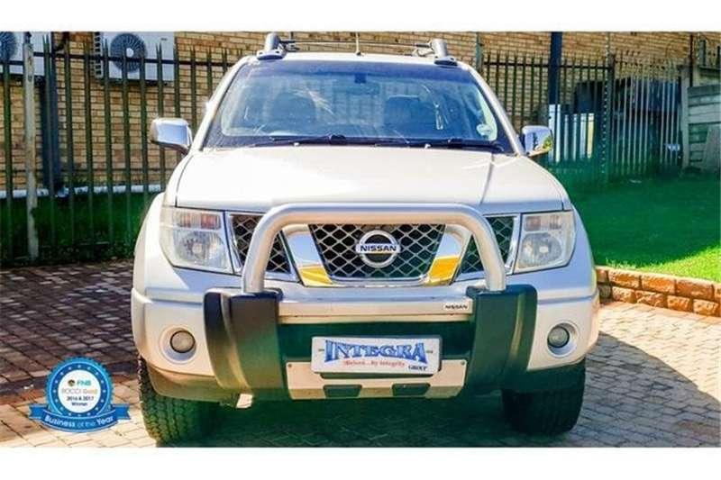 Nissan Navara 4.0 4x4 automatic 2007