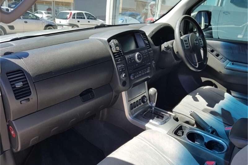 2011 Nissan Navara 3