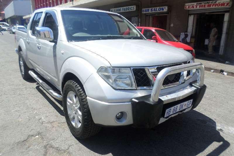 2010 Nissan Navara 2.5dCi