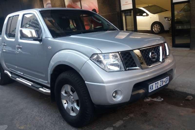 2014 Nissan Navara 2.5dCi double cab titanium
