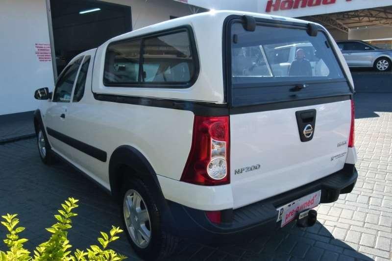Nissan NP200 1.6 16V High 2015