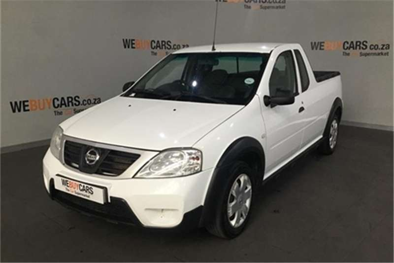 Nissan NP200 1.6i (aircon) 2012