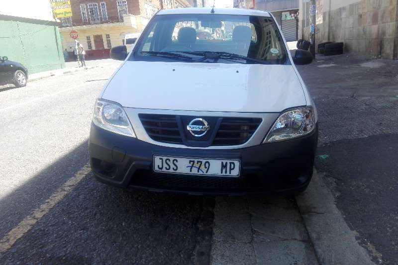 2016 Nissan NP200 1.5dCi