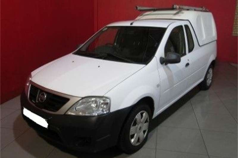 2012 Nissan NP200 1.5dCi pack