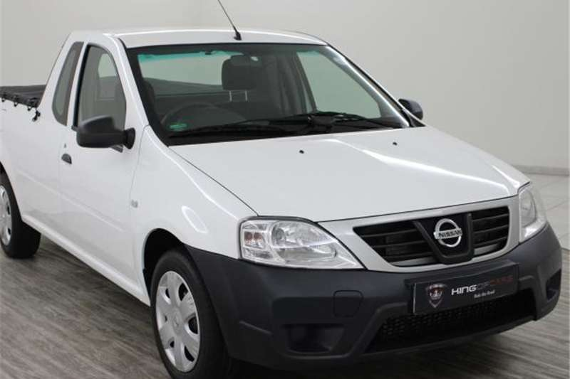 2016 Nissan NP200 1.5dCi pack