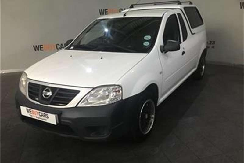 2013 Nissan NP200 1.5dCi pack