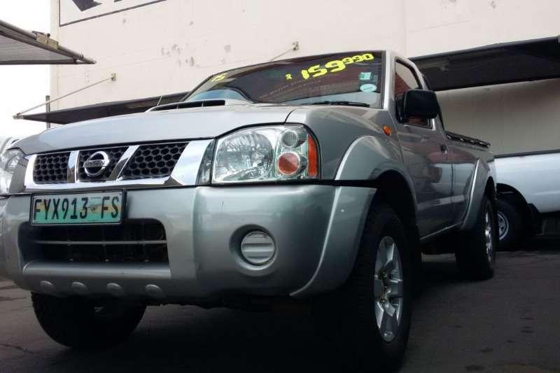 Nissan NP300 Hardbody 2.5TDi 2015