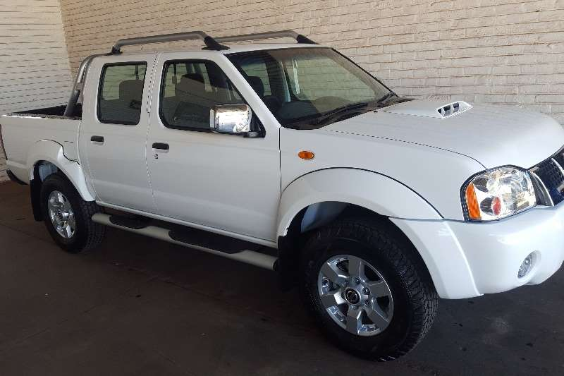 2017 Nissan Np300 Hardbody 2 5tdi Double Cab Hi Rider Cars For In Limpopo R 289 900 On Auto Mart