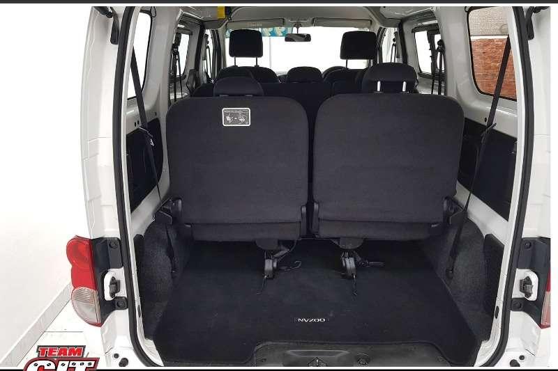 1a00262320 2016 Nissan NV200 Combi 1.5dCi Visia Multi purpose vehicle ( Diesel ...