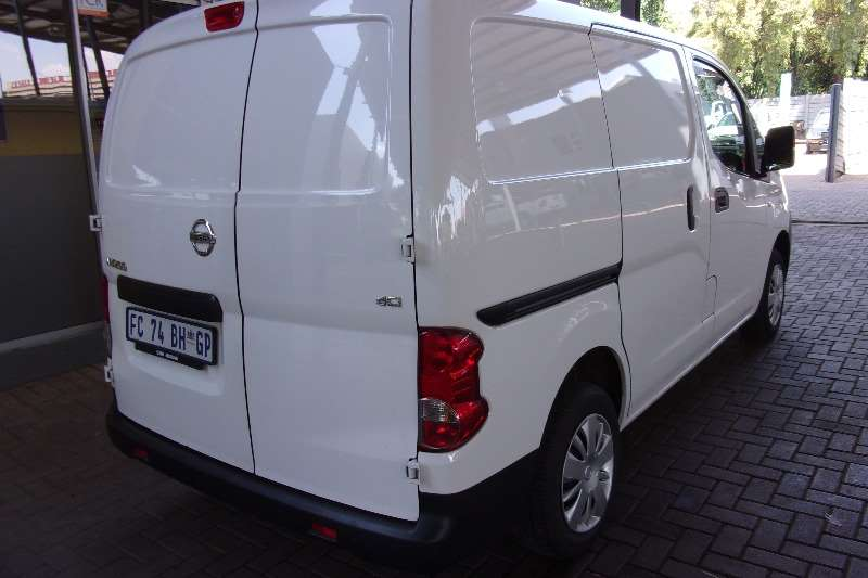74f67748156fe5 2016 Nissan NV200 NV200 panel van 1.5dCi Visia Cars for sale in Gauteng