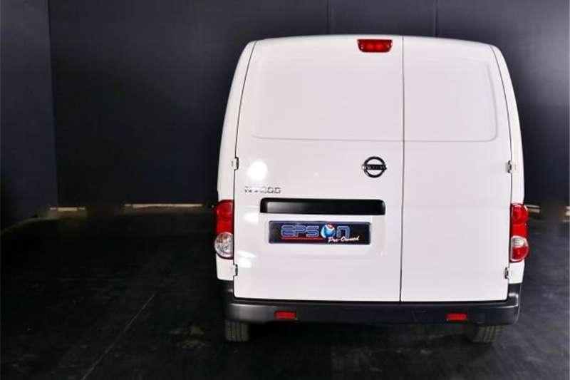 Nissan NV200 panel van 1.6i Visia 2016