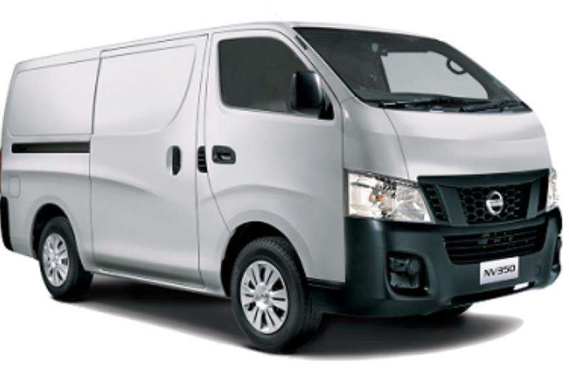 2019 Nissan NV350 panel van wide body 2.5i