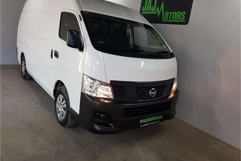 2016 Nissan NV350 panel van wide body 2.5i