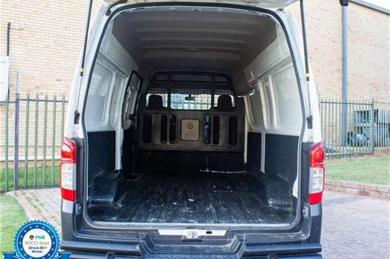 Nissan NV350 panel van wide body 2.5dCi 2013