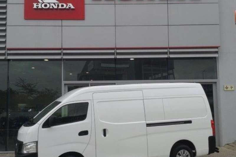Nissan NV350 panel van wide-body 2.5dCi 2014