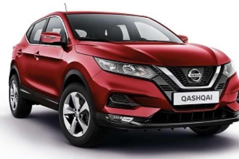 Nissan Qashqai 1.2T ACENTA 2019