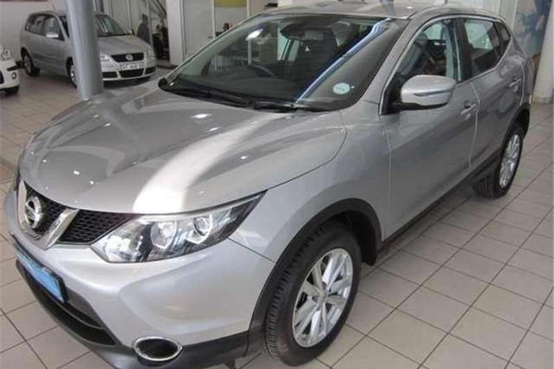 Nissan Qashqai 1.2T Acenta Auto 2015