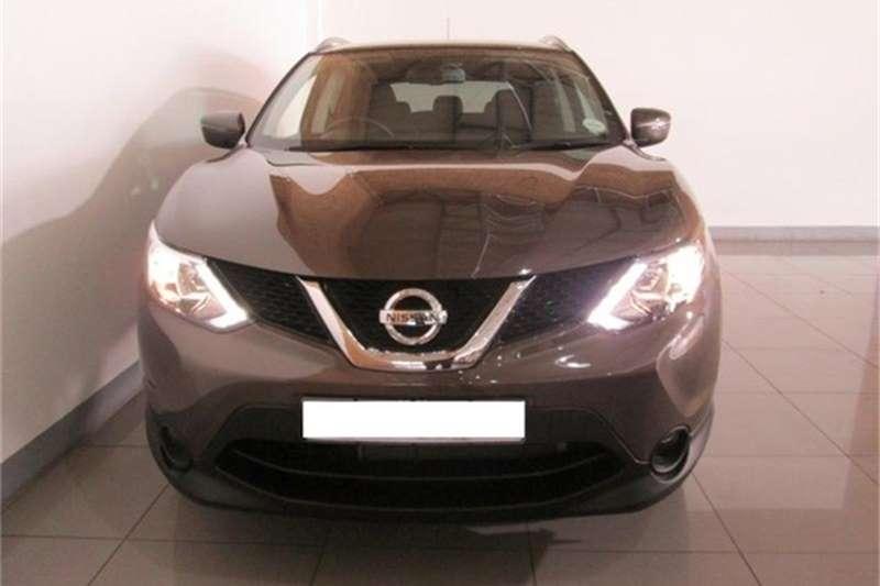 Nissan Qashqai 1.5DCI Acenta + Design 2015