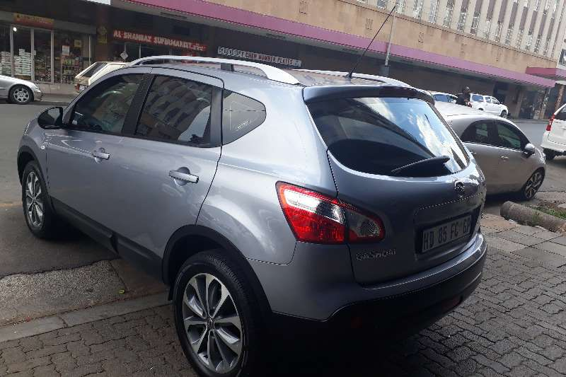 Nissan Qashqai 1.5dCi Acenta Limited Edition 2011
