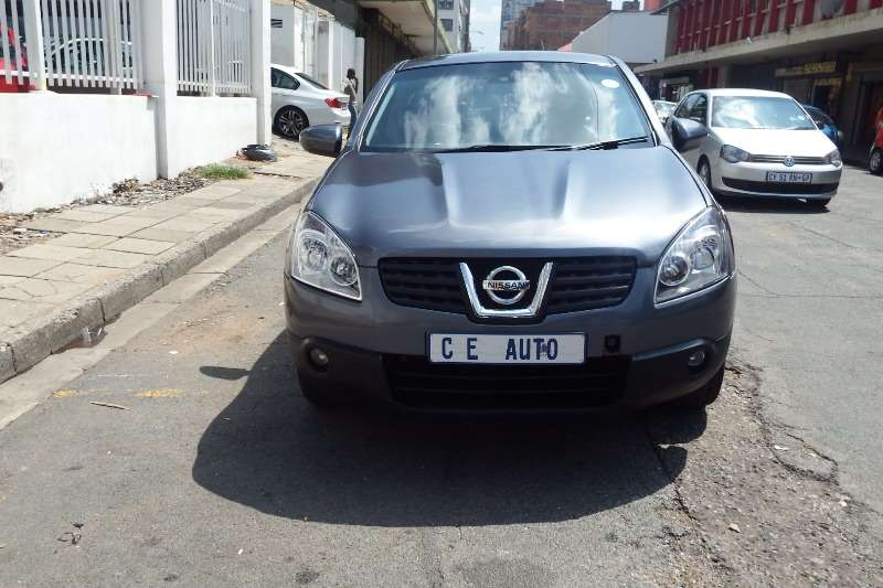 2008 Nissan Qashqai 1.6 Cars for sale in Gauteng | R 100 000 on Auto ...
