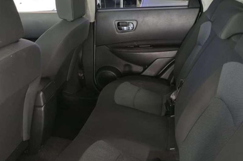Nissan Qashqai 1.6 Visia 2013