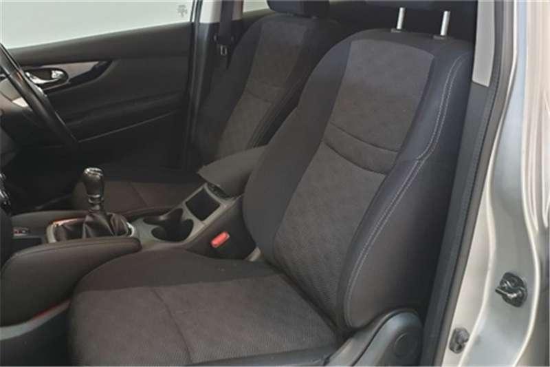 Nissan Qashqai 1.6dCi Acenta AWD 2015