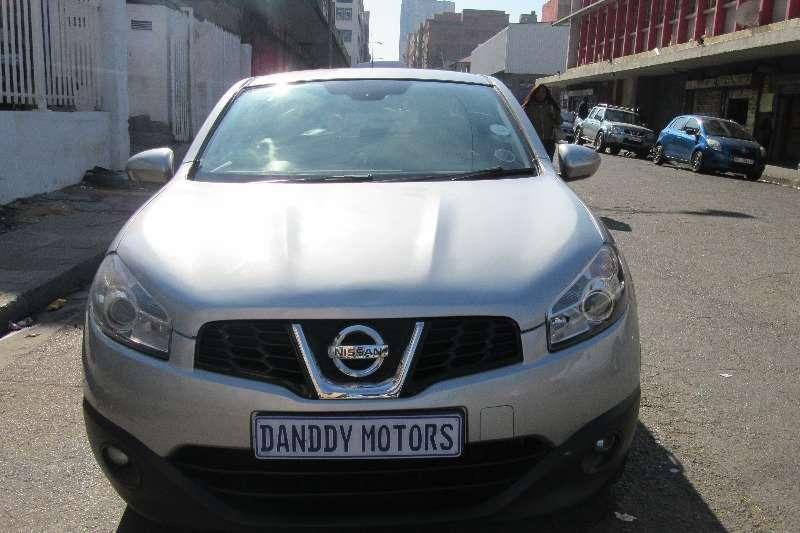 Nissan Qashqai 1.6T Acenta 2011