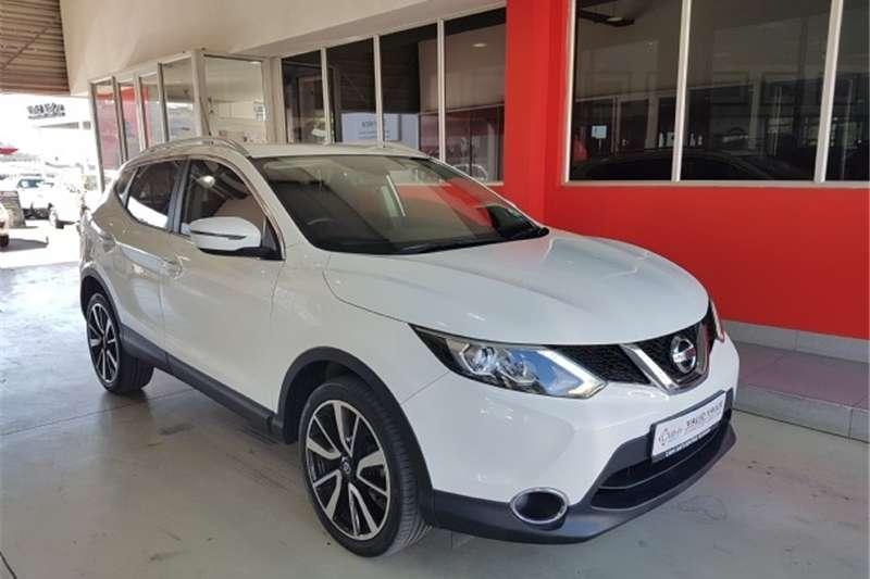 Nissan Qashqai 1.6T Acenta 2015