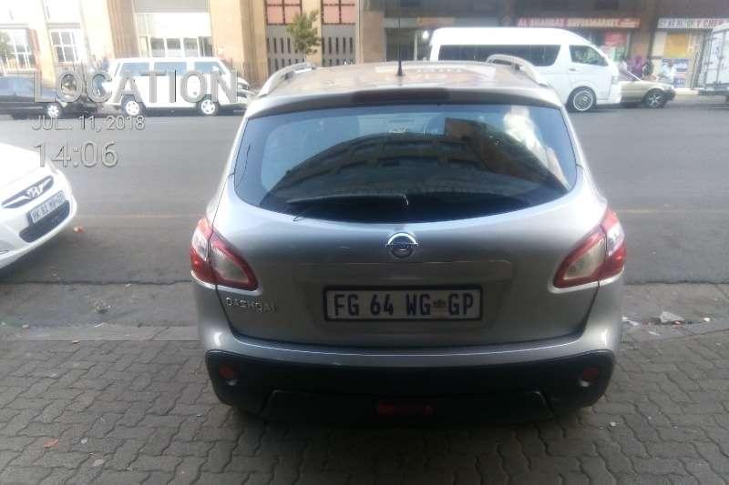 Nissan Qashqai 2.0 Acenta 2012