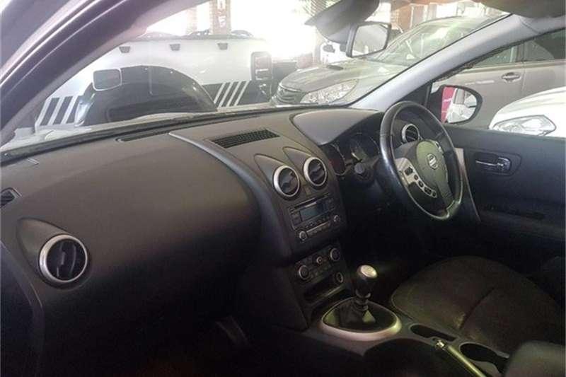 Nissan Qashqai 2.0 Acenta 2014