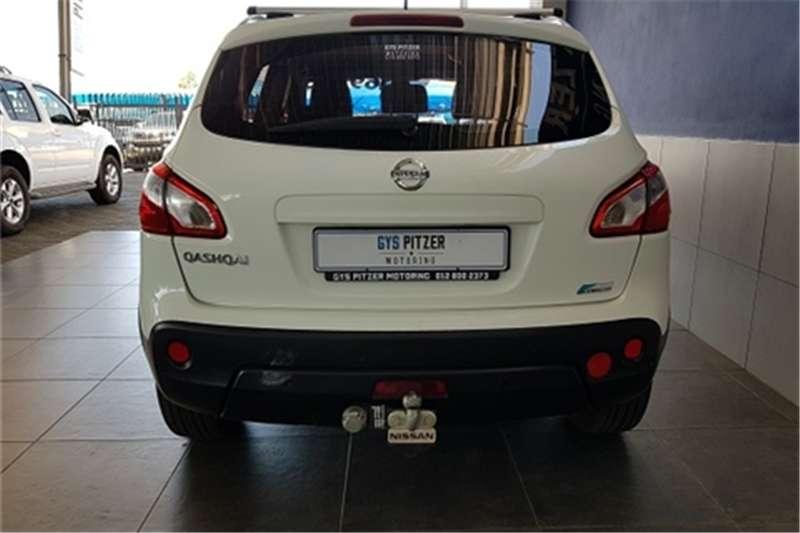 23a65b676f 2012 Nissan Qashqai 2.0 Acenta auto Crossover - SUV ( Petrol   FWD ...
