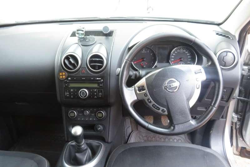 Nissan Qashqai+2 1.6 Visia 2010