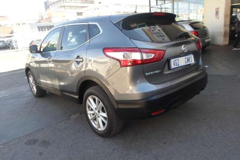 Nissan Qashqai+2 1.6 Visia 2015