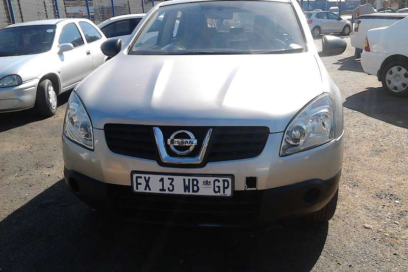 2009 Nissan Qashqai