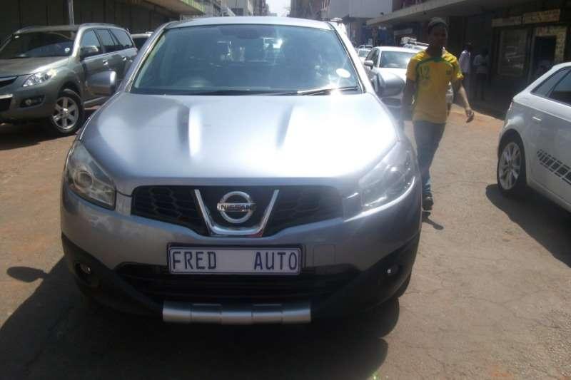 2013 Nissan Qashqai 2.0dCi Acenta