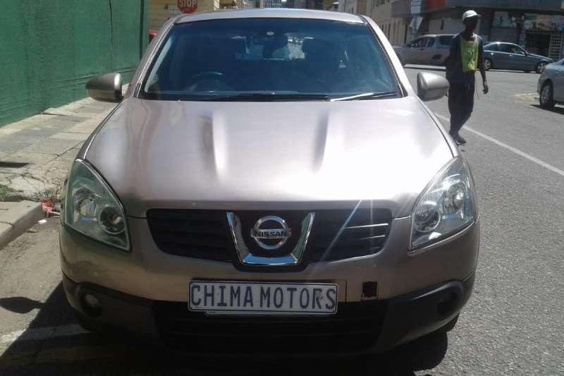 2008 Nissan Qashqai 1.5dCi Acenta Limited Edition