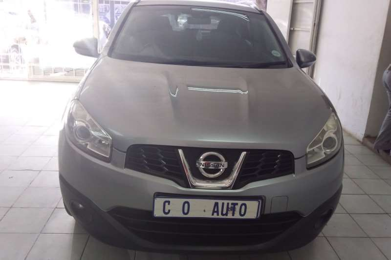 2013 Nissan Qashqai 1.5dCi Acenta Limited Edition