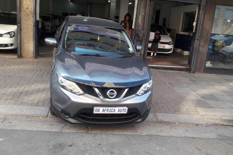2014 Nissan Qashqai 1.2T Acenta