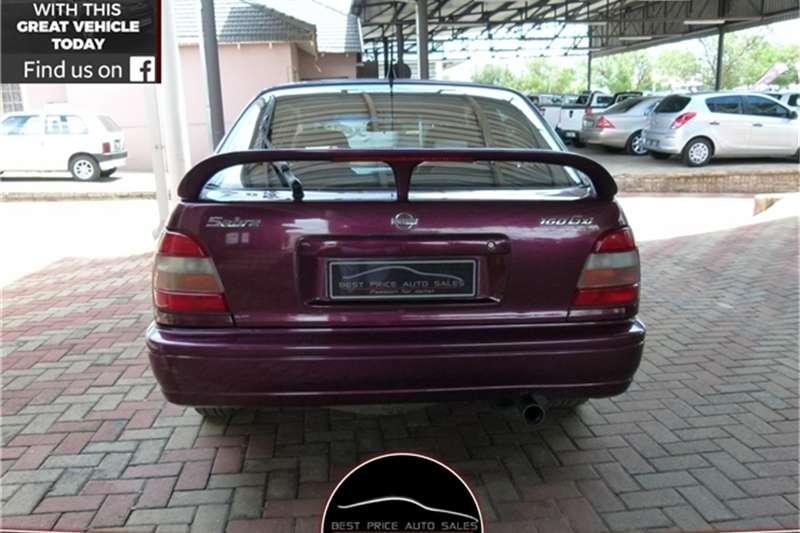 Nissan Sabre 160 GXi a/c 1998