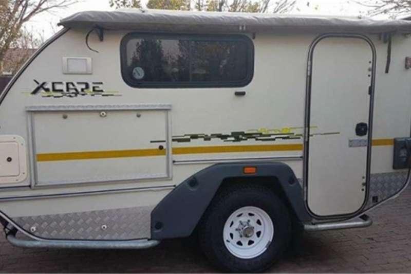 Nissan Safari Xcape offroad caravan 2011
