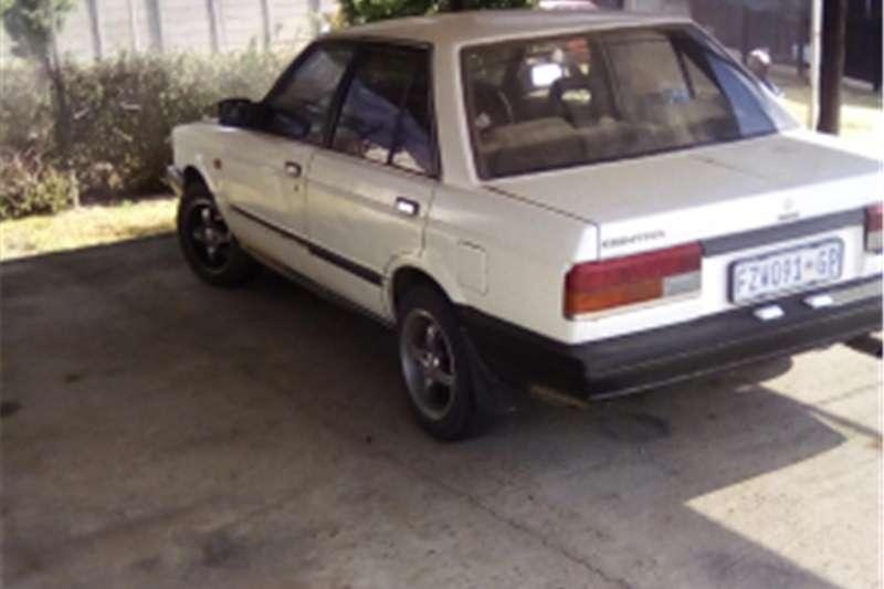 Nissan Sentra 1 6 For Sale 1989