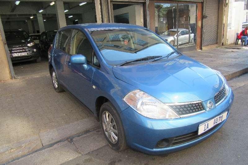 2008 Nissan Tiida hatch 1.6 Acenta