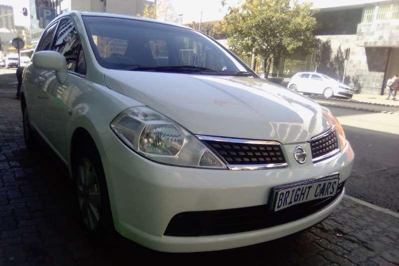 2012 Nissan Tiida sedan 1.6 Visia