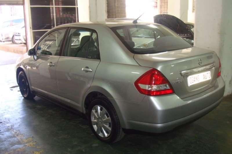 2012 Nissan Tiida Sedan 16 Visia Auto Sedan Fwd Cars For Sale