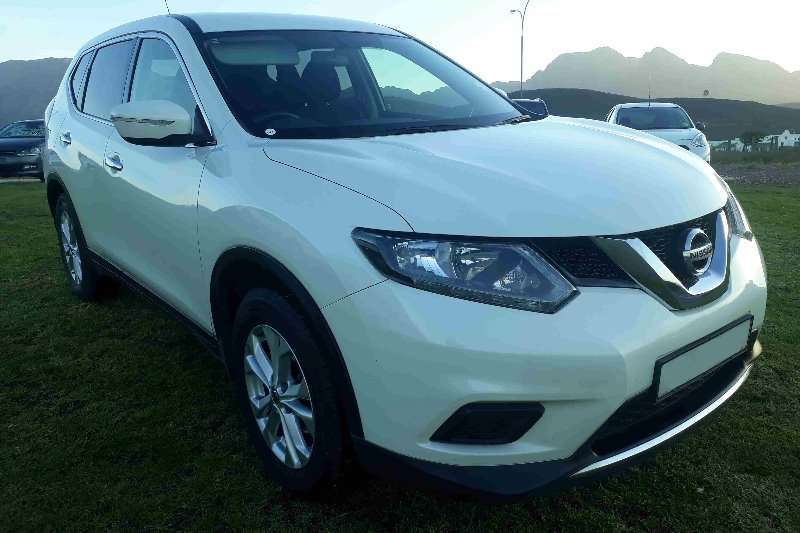 2015 nissan x trail xe 4x2 cars for sale in western. Black Bedroom Furniture Sets. Home Design Ideas