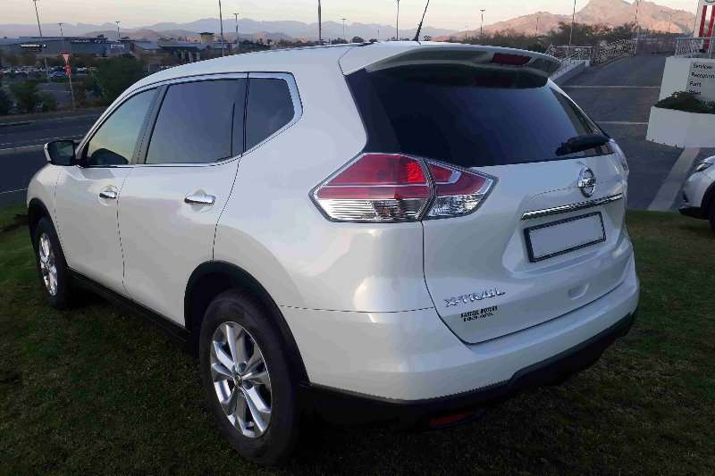 2015 nissan x trail xe 4x2 cars for sale in western cape r 249 900 on auto mart. Black Bedroom Furniture Sets. Home Design Ideas