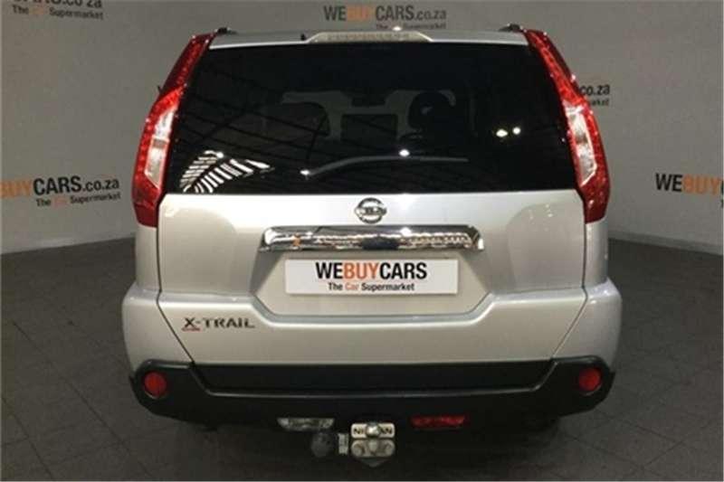 Nissan X-Trail 2.0 XE 2011