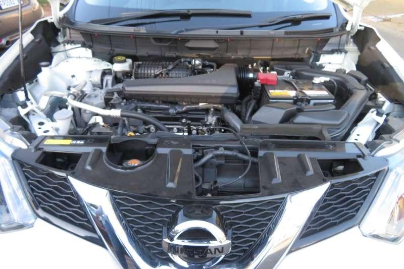 Nissan X-Trail 2.0dCi 4x4 LE automatic 2015